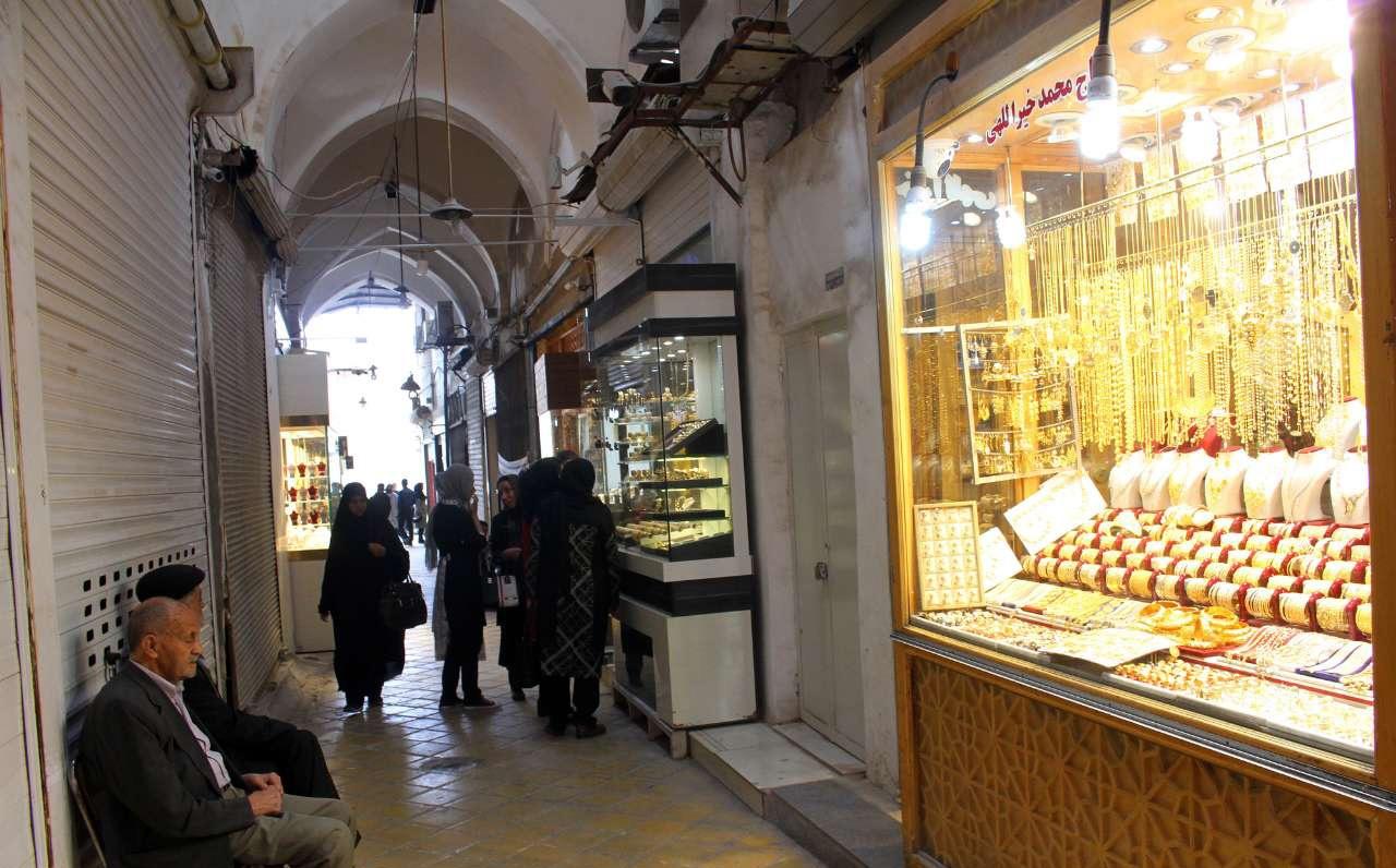 بازارهای تاریخی یزد