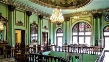 عمارت تیمورتاش یا موزه جنگ