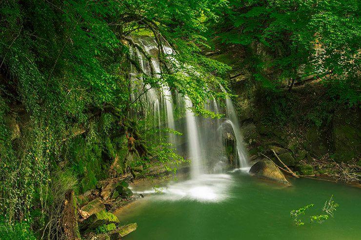 هفت آبشار تیرکن بابل
