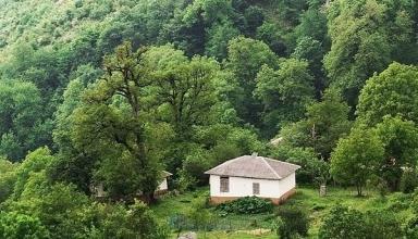 روستای ارده رضوانشهر استان گیلان