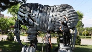 پارک بازیافت تهران