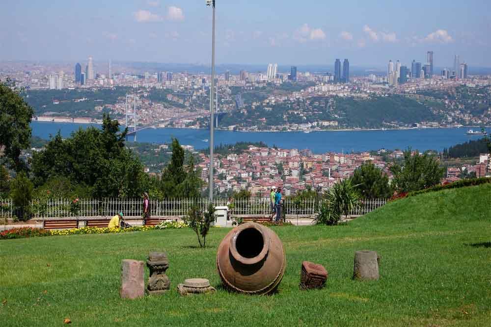 منطقه اسکودار استانبول