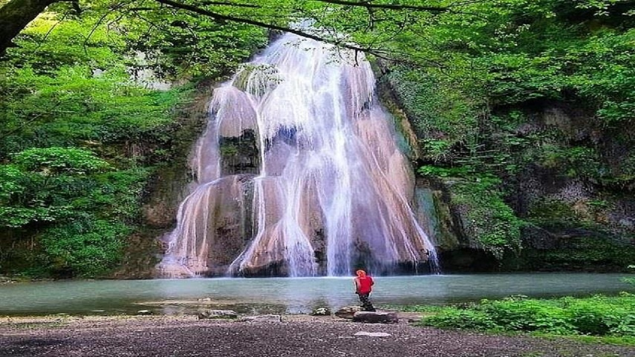 آبشار لوه ، گالیکش