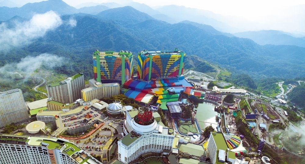بزرگترین هتل دنیا
