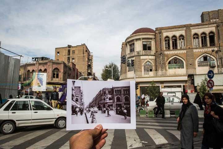 محله های قدیمی تهران