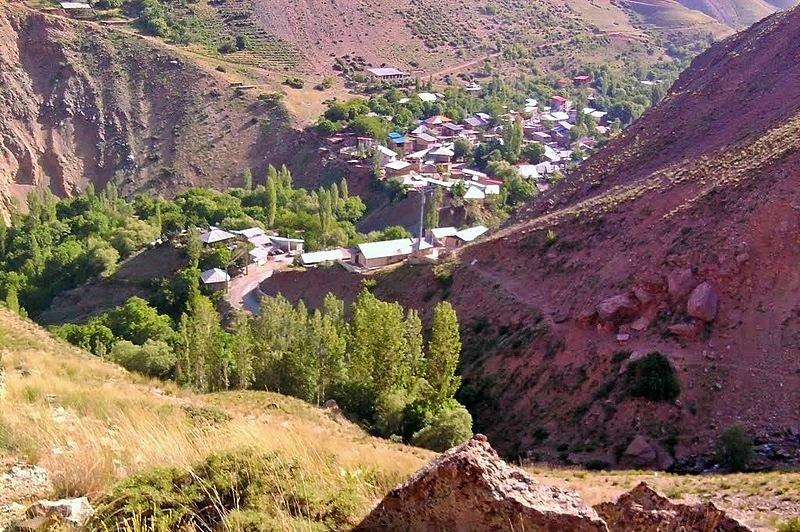روستای تیکه سپهسالار
