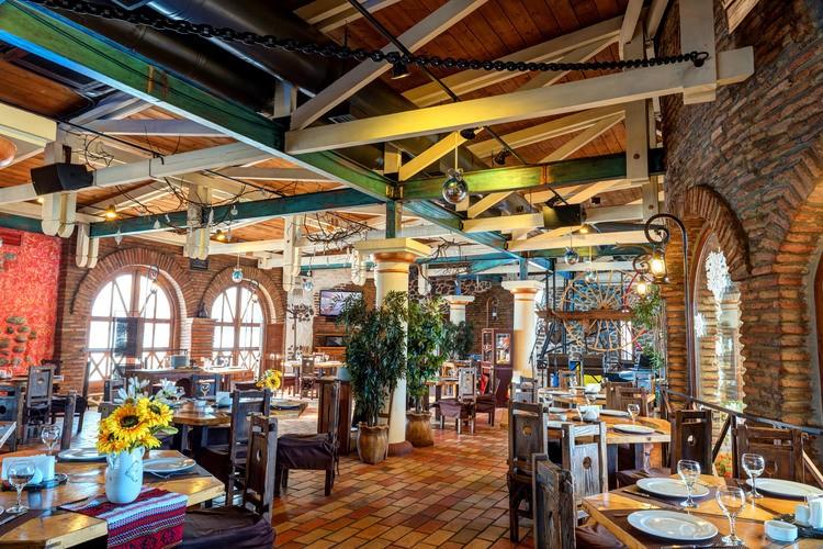 بهترین رستوران های تفلیس