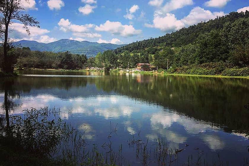 دریاچه حلیمه جان یا دریاچه عروس گیلان