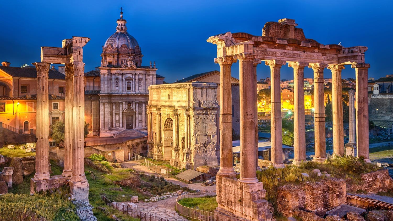 تور مجازی رم ایتالیا