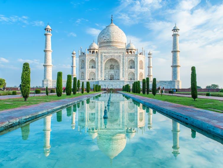 تور مجازی تاج محل هندوستان