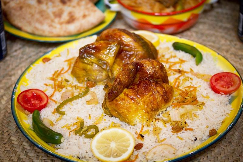 معروفترین غذاهای عمان