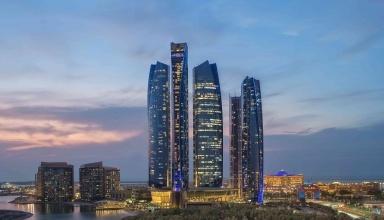 برج های اتحاد ابوظبی