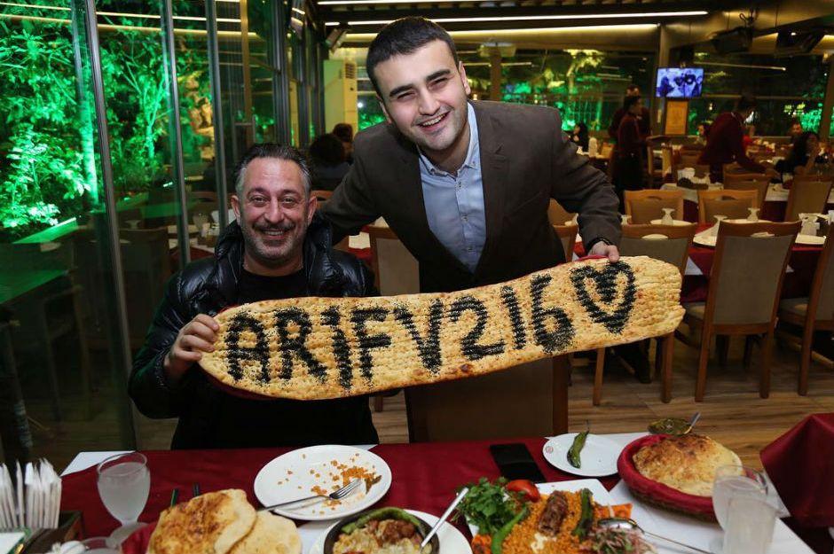 رستوران بوراک در استانبول