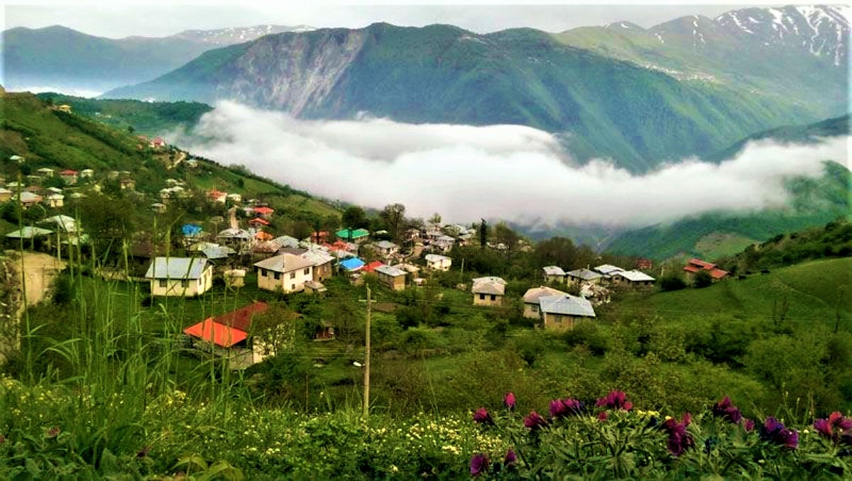 روستا و ییلاق گرسماسر