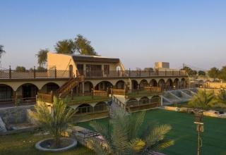 اقامتگاه بومگردی صفاآباد