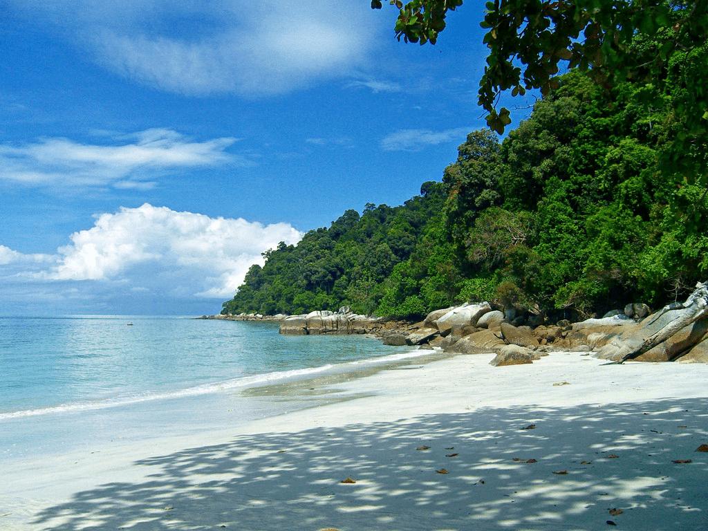 جزیره پانگکور پراک مالزی