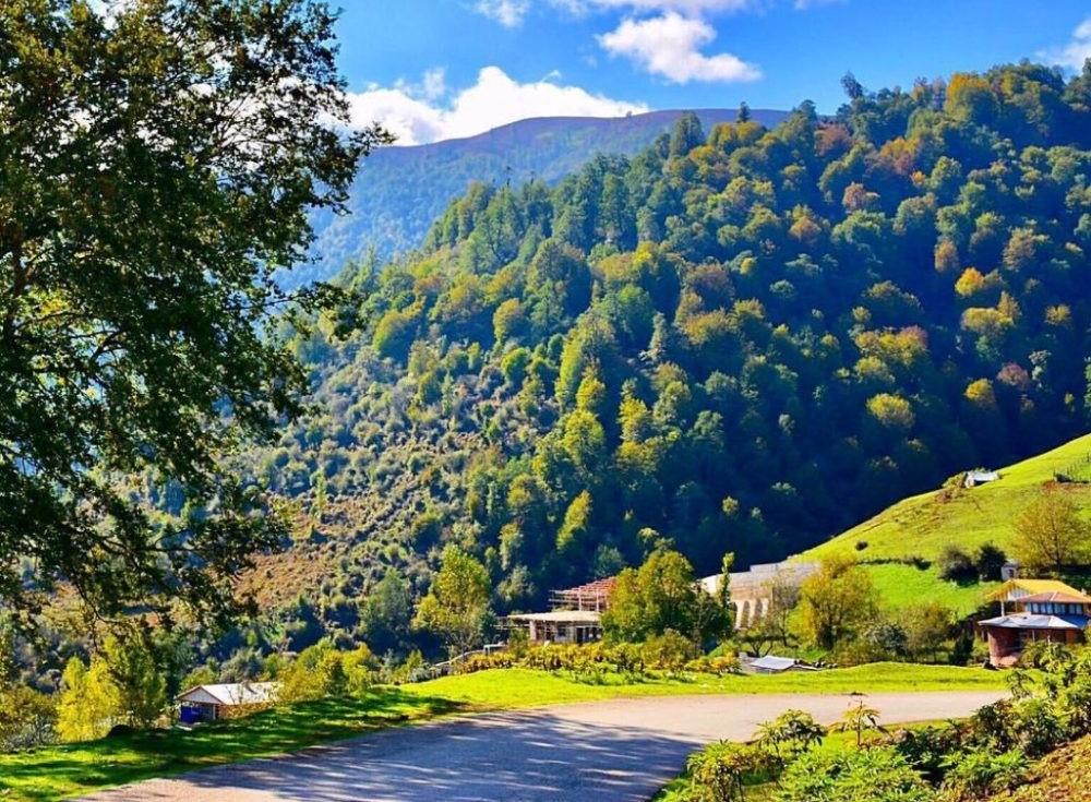 روستای پونل