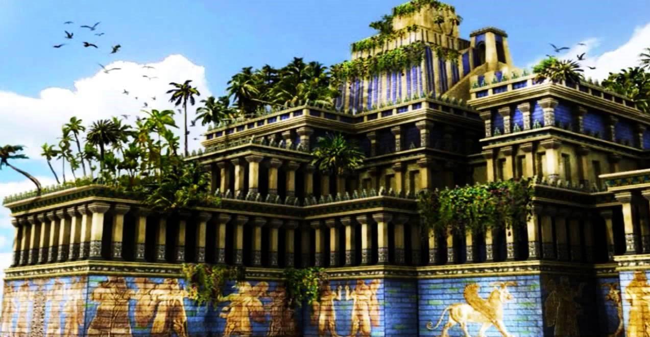 باغ های معلق بابل