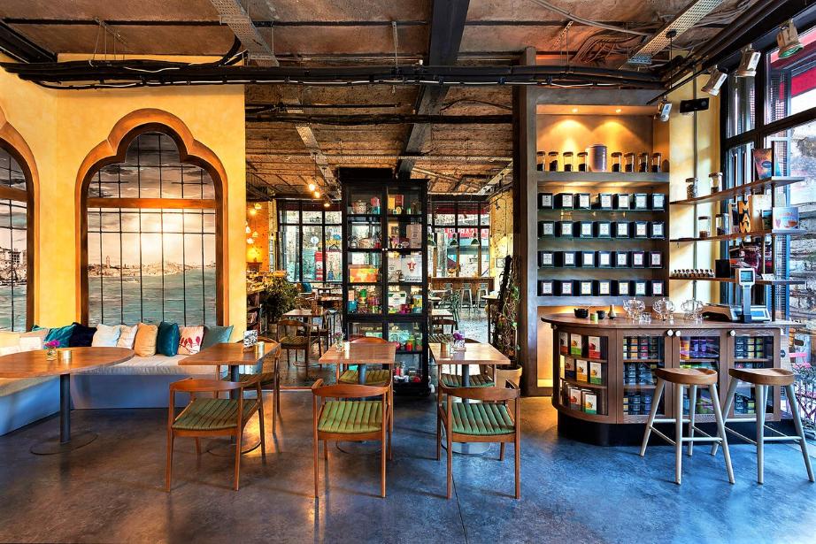 کافه دم کاراکوی