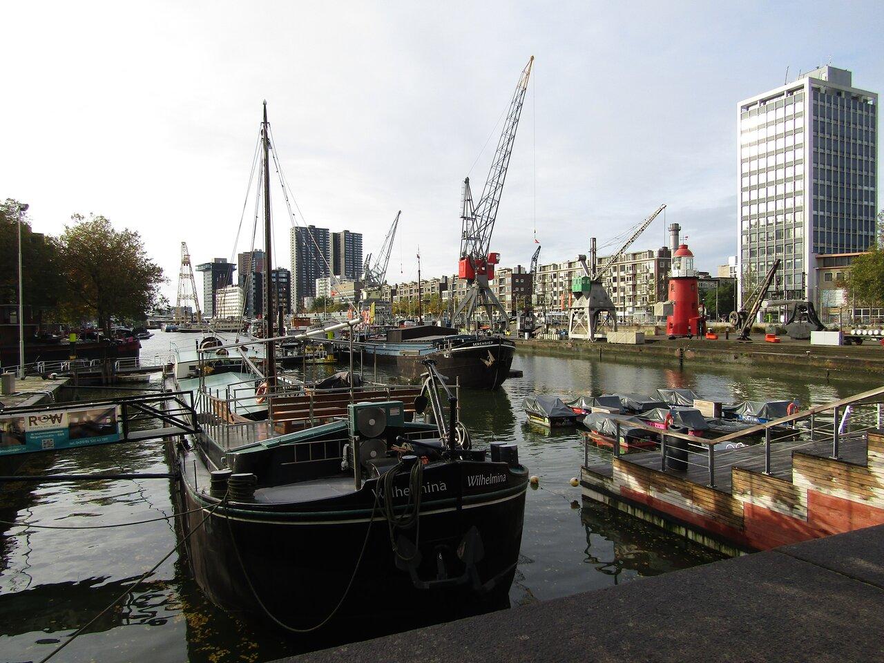 دیدنی های روتردام هلند