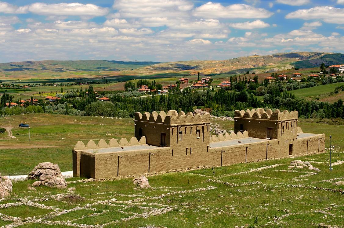شهر باستانی خاتوشا