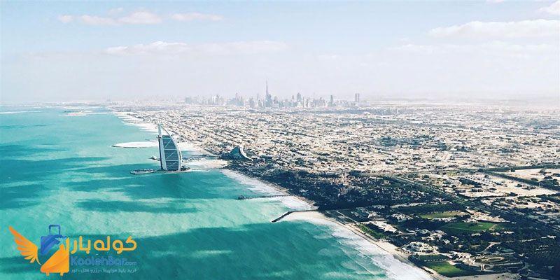 جذابیت های خرید تور دبی در تابستان