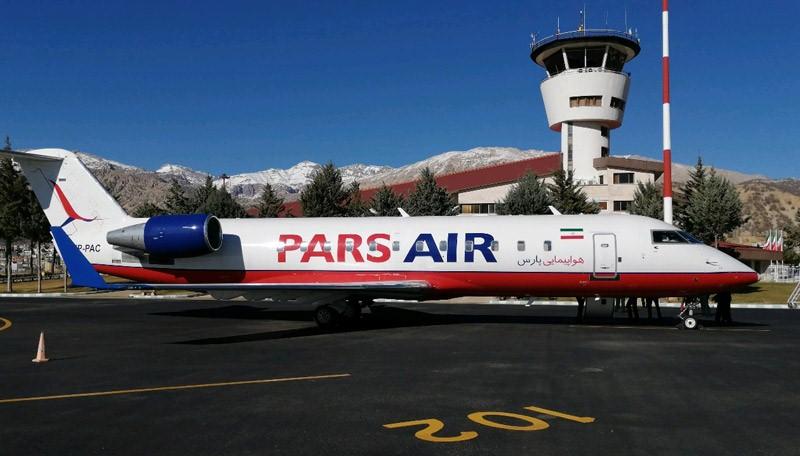 مقاصد پروازی پارس ایر کدامند ؟ به همراه توضیحات در مجله تاپ تراول