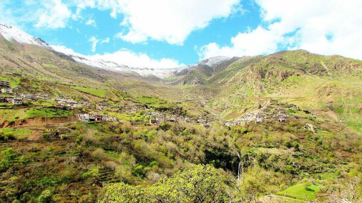 روستای شیرگواز چابهار ، سیستان و بلوچستان