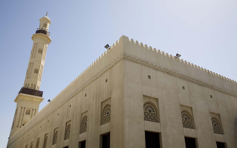 مسجد جامع دبی - مجله تاپ تراول به همراه تصاویر